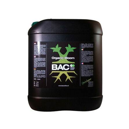 ORGANIC BLOOM 10 Litros Bac