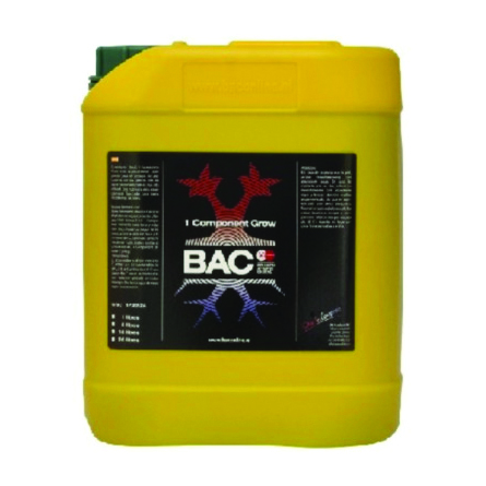 ONE COMPONENT SOIL GROW 20 LTS BAC