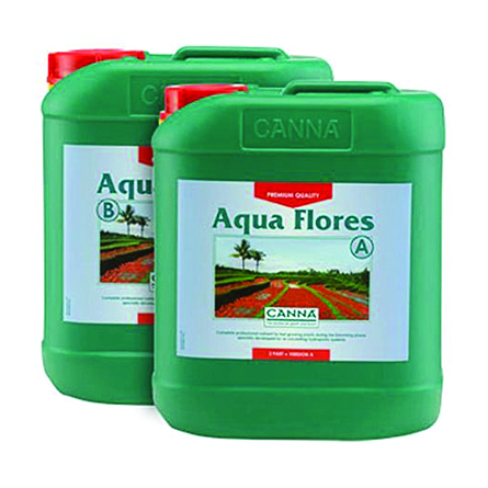 AQUA FLORES 5 Litros Canna