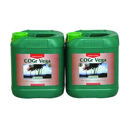 COGR VEGA A+B 5 Litros Canna