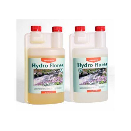 HYDRO FLORES A+B 1 Litro Canna