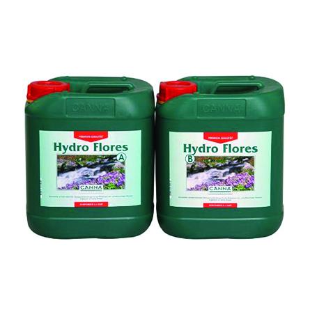 HYDRO FLORES A+B 5 Litros Canna