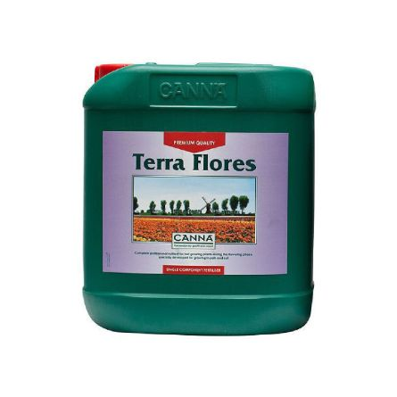 TERRA FLORES 10 LTS CANNA