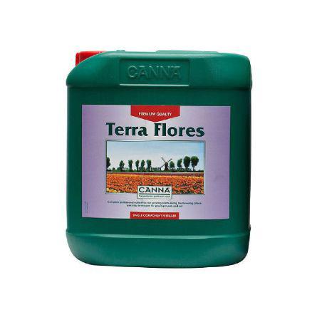 TERRA FLORES 5 Litros Canna