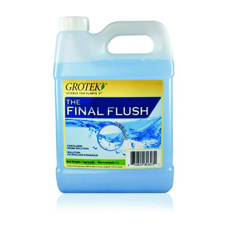 FINAL FLUSH REGULAR 1 LT GROTEK